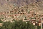 Dörfer am Hang