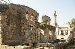 Der älteste Teil von Antalya