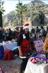 Weihnachtsmarkt auf türkisch