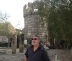 Burg von Nahem