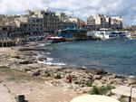 Ja ja, auf Malta ist wesentlich mehr los .......