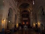 Die Kathedrale ist schon ein Besuch wert ....