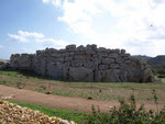 Aussenmauer Ggantija