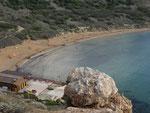 Diese 3 Bays sind die schönsten auf Malta, sagt man zumindest, da sie den meisten Sand haben.