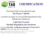 Praticien Massage Chi Nei Tsang, gestion des emotions, massage des organes, pierre Villette, Paris 17