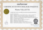 Coach en Psychologie Positive