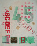 Beta-Code - 24 x 30cm