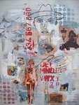 Fragmente - 50 x 60cm