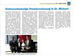 """""""Aus der Marktgemeinde St. Michael"""" Dezember 2012, S. 11"""