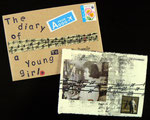 Sent to Isabella Branella - Italy - Project : Diary for a young girl on 31-10-2011