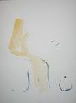 wandlungen VII, aquarell auf papier, 32x24 cm