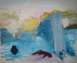causeway, acryl auf leinwand, 100x120 cm