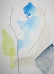 wandlungen VIII, aquarell+stift auf papier, 32x24 cm