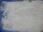 lampedusa II, acryl auf leinwand, 30x40 cm
