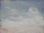 lampedusa I, acryl auf leinwand, 30x40 cm