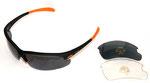 lunette KTM 3 verres interchangeable + étui  36€00