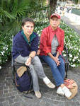 malreise 2008 - gardasee - riva - limone - tenno