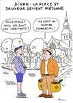 La Place Saint Sauveur devient piétonne !