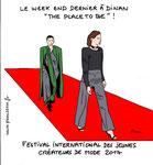 Festival International des Jeunes Créateurs de Mode -  Dinan 2017