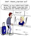 Ouigo de la SNCF