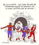 Dinan sera Frappadingue le 28 Juin!