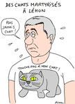 Léhon Touche pas à mon Chat