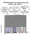 Les élections Présidentielles...