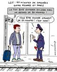 La SNCF c'est inouï !