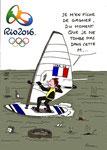 Jeux Olympiques Rio 2016 une sacrée M..... !