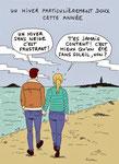 Hiver 2016 particulièrement doux en Bretagne!