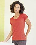 T-Shirt aus 55% Hanf und 45& Bio-Baumwolle
