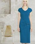 Kleid aus 55% Hanf und 45& Bio-Baumwolle