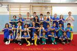 Gruppo Wushu 2012