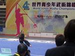 Valentina Ugolini ai Mondiali Giovanili - Macao 2012