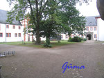 P8020013 Schloss Ehrenstein in Ordruf / Thr. im Innenhof