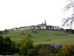Pa190005 KALLENHARDT Sauerland. Interessant, wie dies kleine Stadt oben auf ihren Hügel thront.