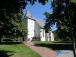 P6200005  An der Pfarrkirche St. Lambertus in Stromberg/Oelde im Kreis Warendorf (Nordrhein-Westfalen
