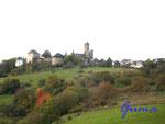 Pa230004 Burg Greifenstein 2. Immer wieder ein herrlicher Anblick - die gewaltige Burg Greifenstein im Westerwald.