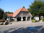 P9210003 Eingang zum Wildpark Lüneburger Heide in Nindorf, Buursod in 21271 Nindorf-Hanstedt