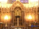 P4170245  Kathedrale von Chartres/Frankreich - Die Schwarze Madonna