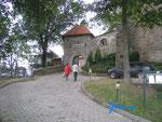 P8040002       Schloss Elgersburg   im Ilmkreis-Thüringen - Biker-Treff im Schlossrestaurant. 98716 Elgersburg