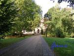 P9140005 im Schlosspark Holdenstedt. Holdenstedt ist ein Ortsteil von Uelzen in der östlichen Lüneburger Heide
