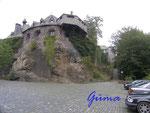 PAO30006   Auf der Burg  Altena - am Parkplatz