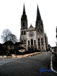 P4160224   Kathedrale von Chartres - Westportal