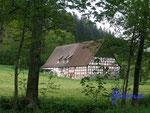 P5170001 Mühle im Strunzach-Tal bei Rosenfeld-Burg