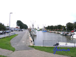 P8210023 Friedrichskoog - Hafen