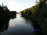 P1010085 Die Audne 1. Einer der fischreichen Flüsse Südnorwegens unterhalb vom See Öydnavatn.