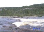 """P8190715  am Fluß bei Ånebjør/4745 Bygland Norwegen/Vestagder mein """"Land der rauschenden Wasser"""""""