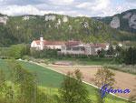 P5170004 Kloster Beuron im Donautal 2.
