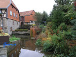 PA080978 Es wird herbstlich an der Hornburger Wassermühle